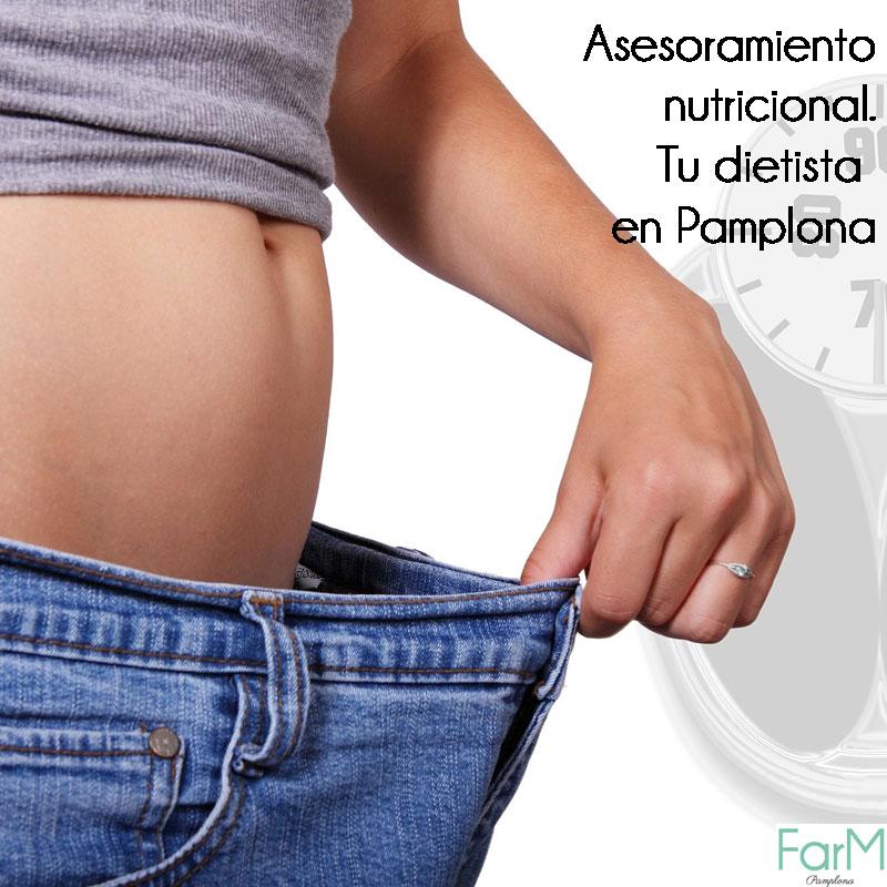 asesoramiento nutricional dietista en Pamplona
