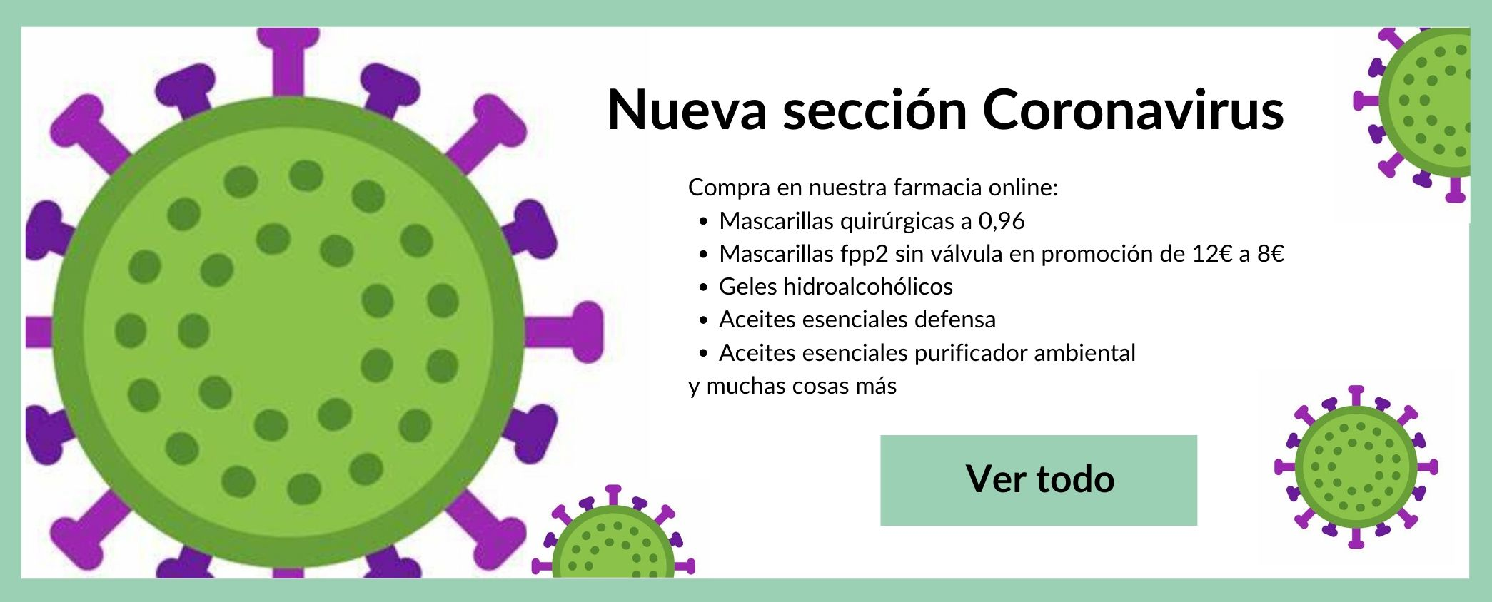 coronavirus comprar mascarillas y defensas