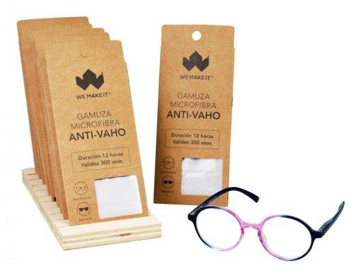 gamuza anti vaho gafas