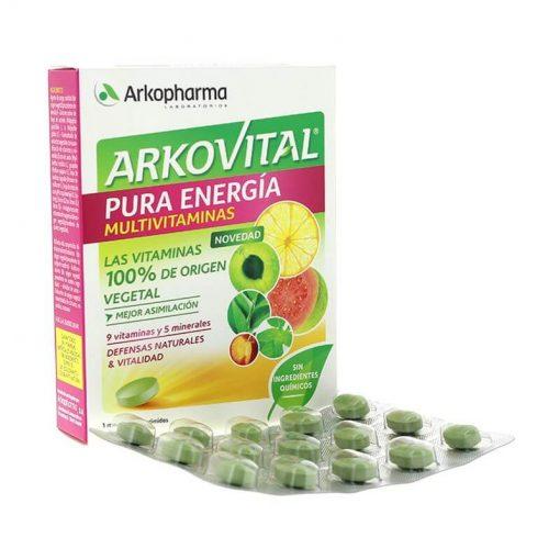 vitaminas naturales arkovital